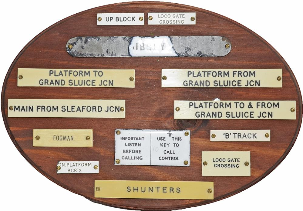 Wooden Board Containing A Good Quantity Of Signal