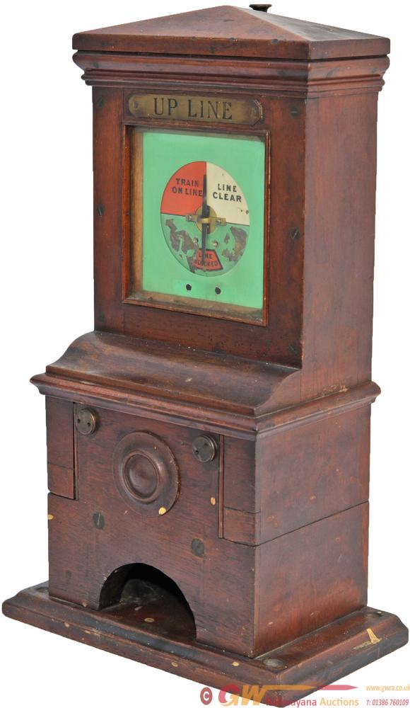 Great Northern Railway Combined Mahogany Cased