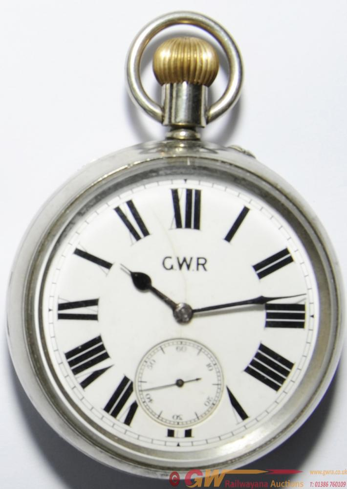 GWR Pre Grouping Guards Pocket Watch Manufactured
