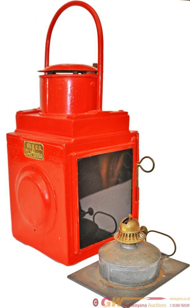SE&CR Splitter Lamp. Based On The Tail Lamp Design