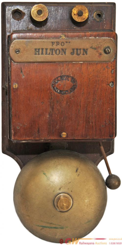 Caledonian Railway Telegraph Department Signalbox