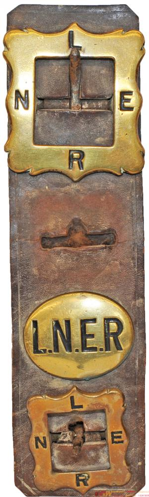 Horse Brasses, Qty 3 Different Style LNER Examples