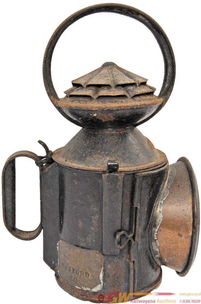 GNR Small Handlamp Bearing A GREAT NORTHERN