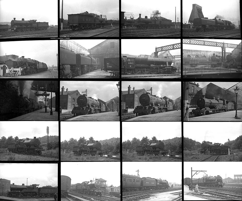 Approximately 83 35mm Negatives. Taken In 1948