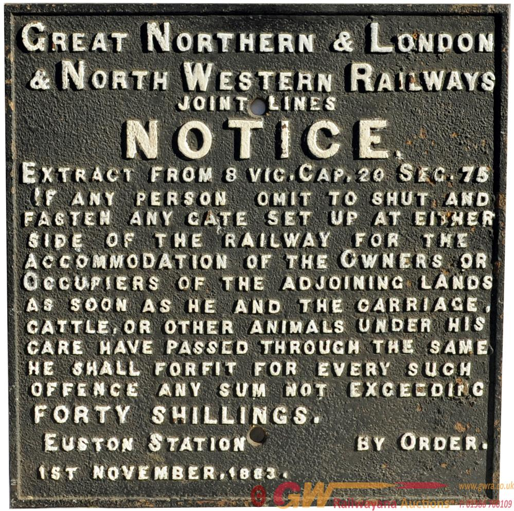 Great Northern And London & North Western Joint