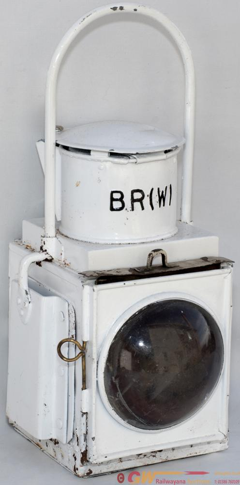 BR(W) GWR Pattern Locomotive Lamp Complete With