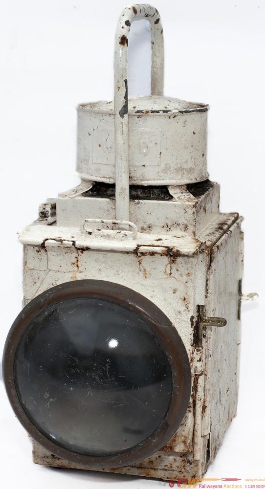 W.D. Locomotive Headlamp Midland Region Pattern
