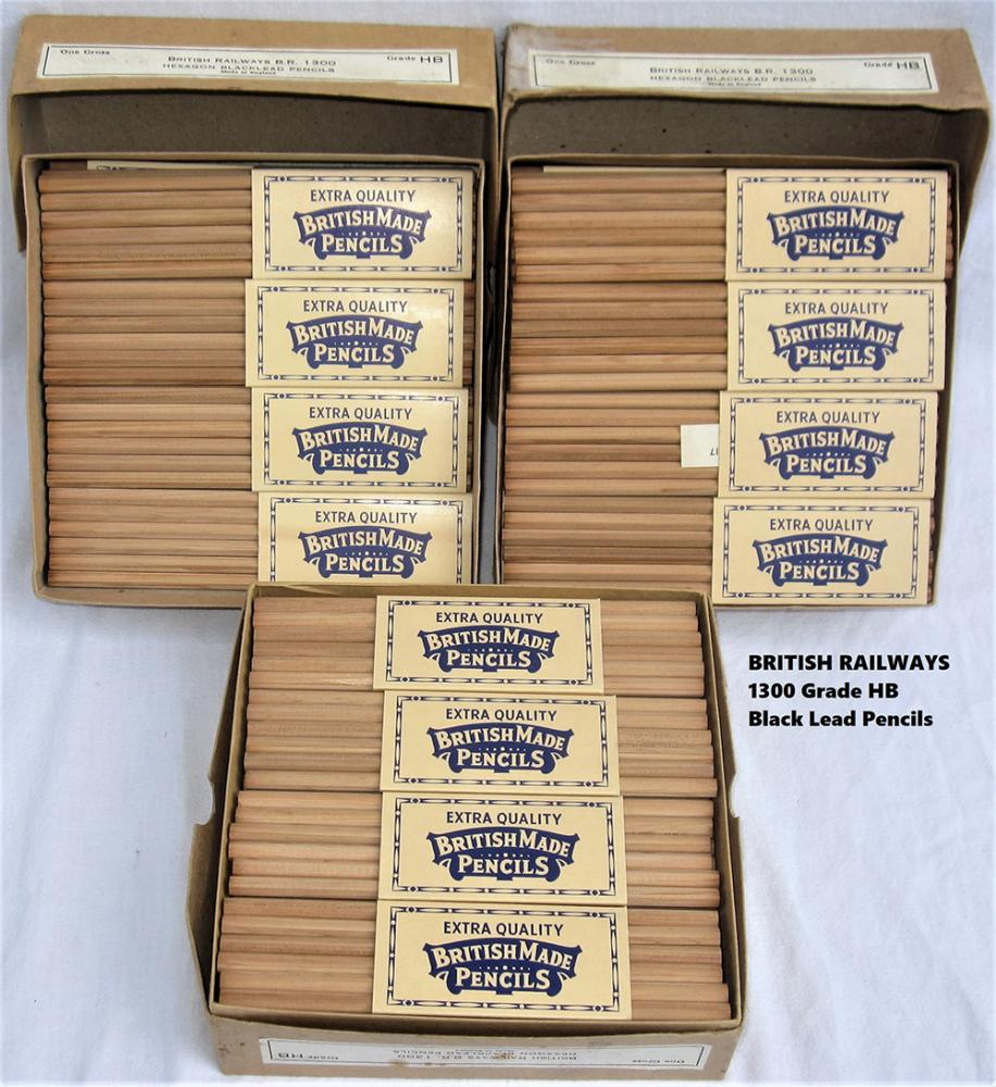 A Lot Containing 3 Boxes Of Unused British