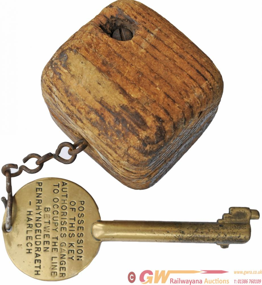 Brass Gangers Occupation Key Possession Of This