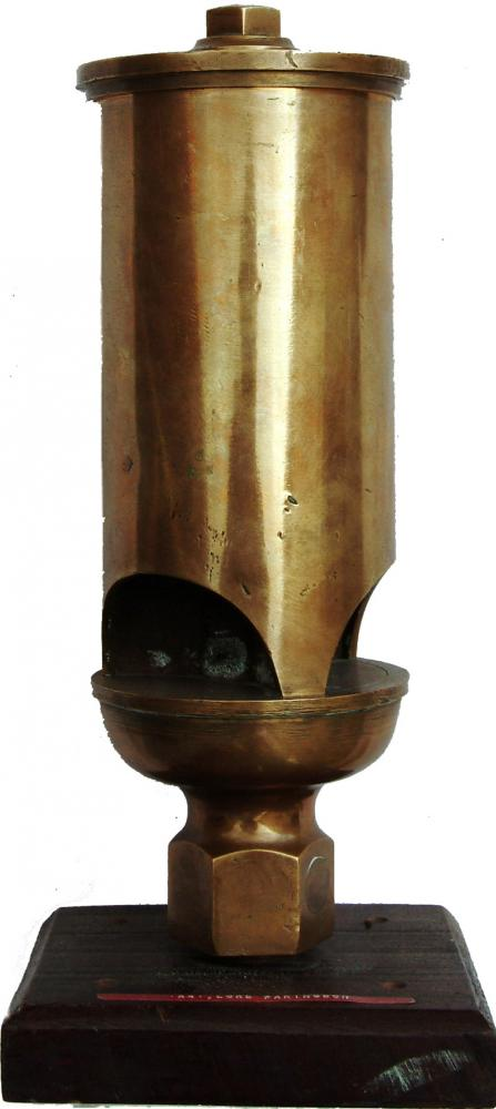 LNER a4 Brass Three-Tone Chime Whistle Carried By