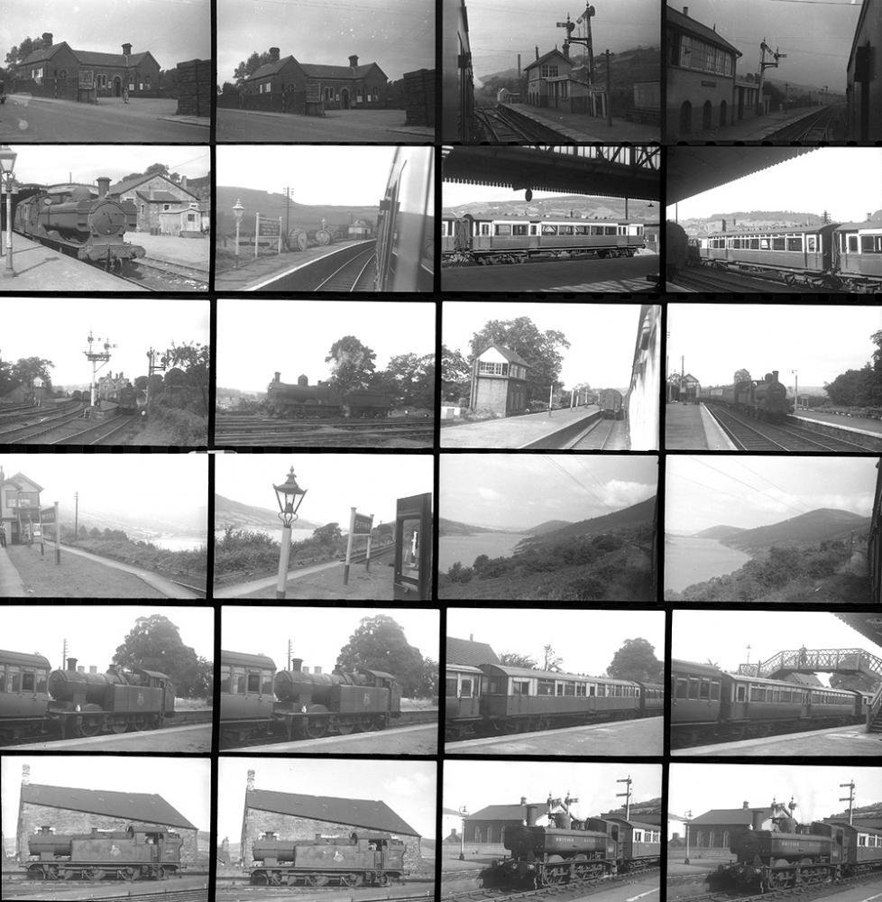Approximately 103 35mm Negatives. Taken In 1951