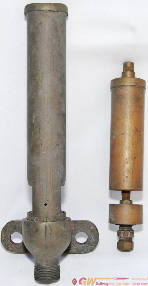 Stanier Brass Locomotive Hooter, Standard Design