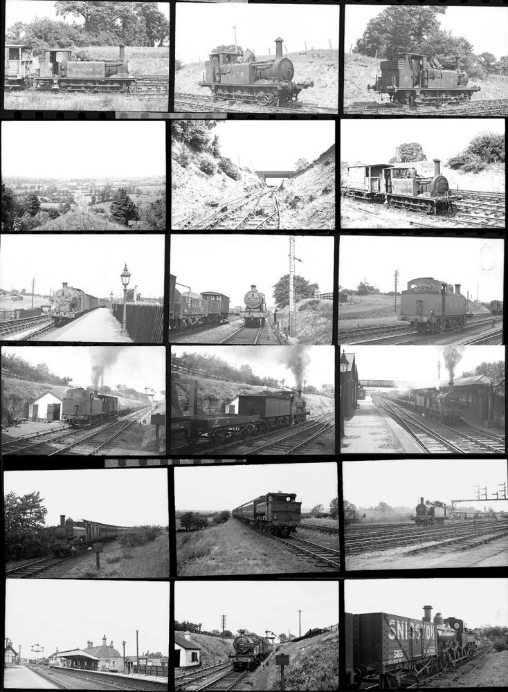 Approximately 42 35mm Negatives. Taken In 1939
