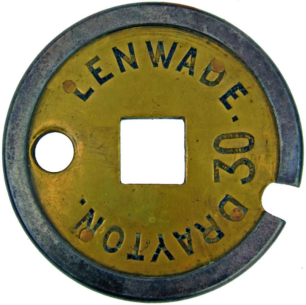 Tyers No 1 Single Line Tablet DRAYTON - LENWADE