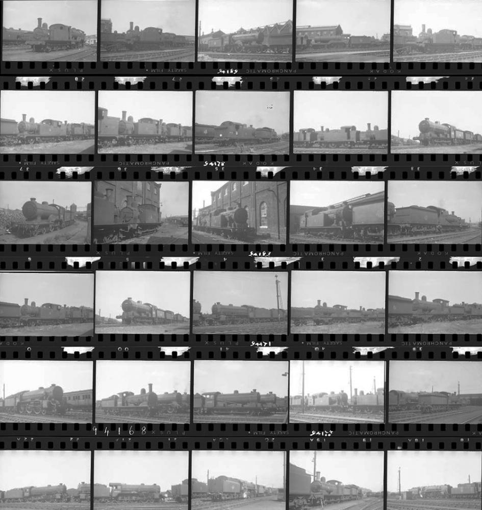 Approximately 59, 35mm Negatives. Includes