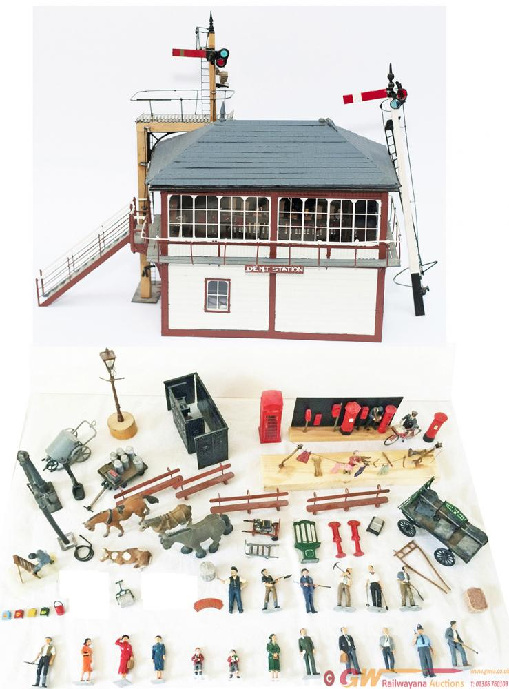 O Gauge Accessories To Include A Scratch Built