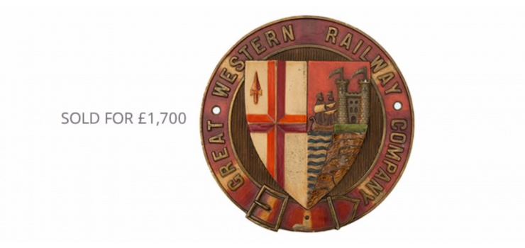 UK Railwayana Memorabilia Live & Online Auction Specialists -