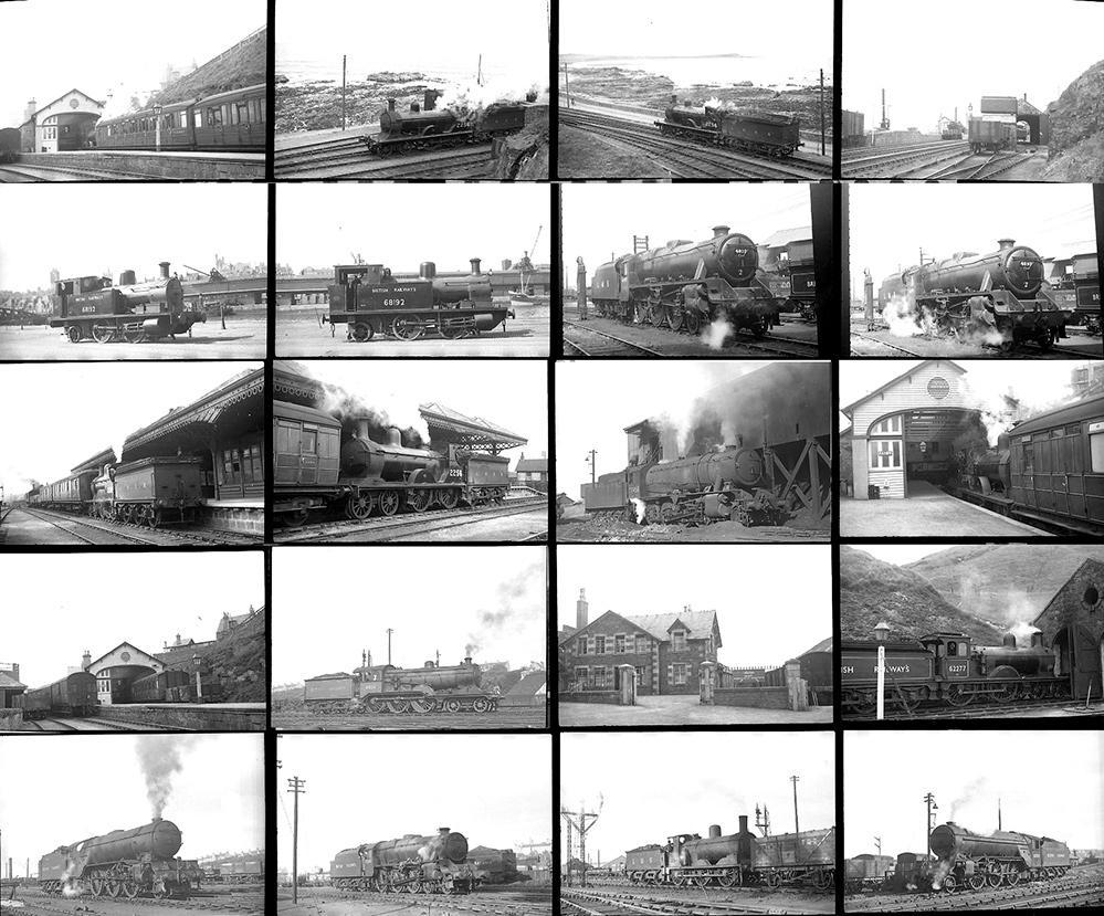Approximately 100 35mm Negatives. Taken In 1949