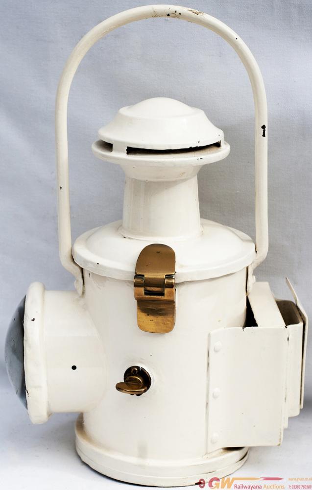 BR(E) Locomotive Headlamp, Complete With Burner,