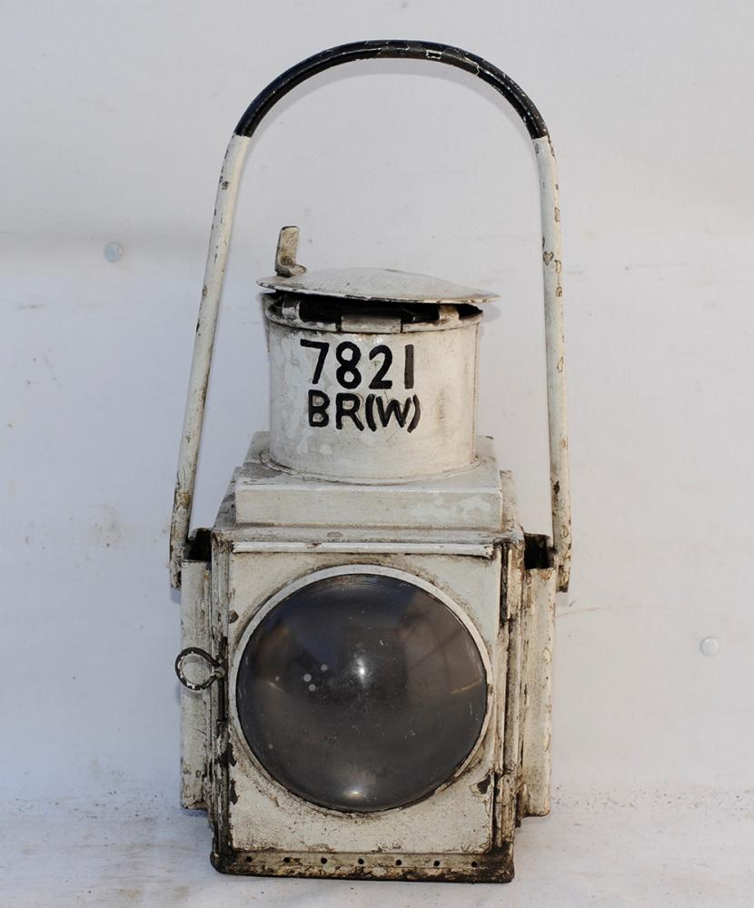 BR(W) Loco Head Lamp Used With Manor Loco 7821 In
