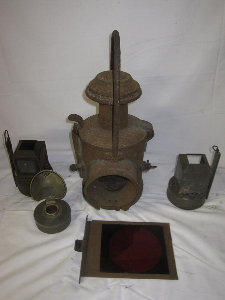 A Lot Containing LAMP SPARES. BR(E) Loco Lamp With