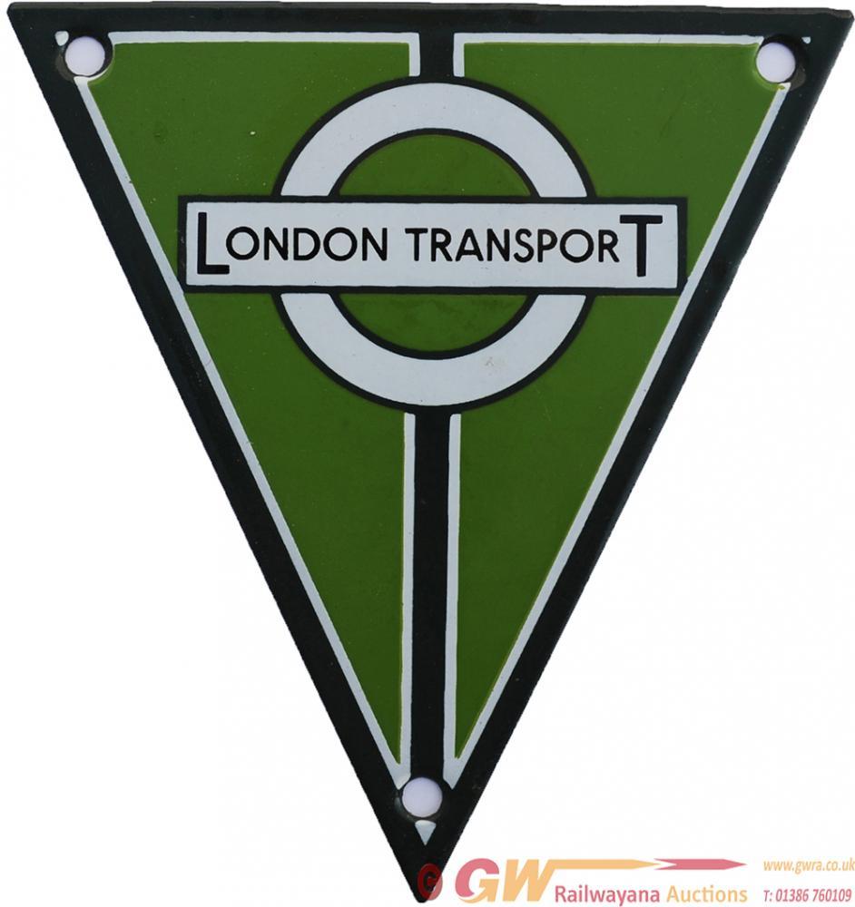 London Transport Country Buses Radiator Badge,