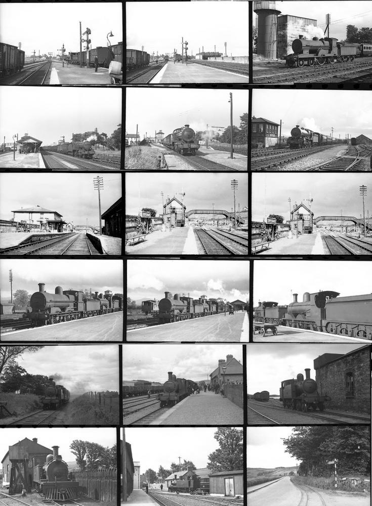 Approximately 180 35mm Negatives. Taken In 1938