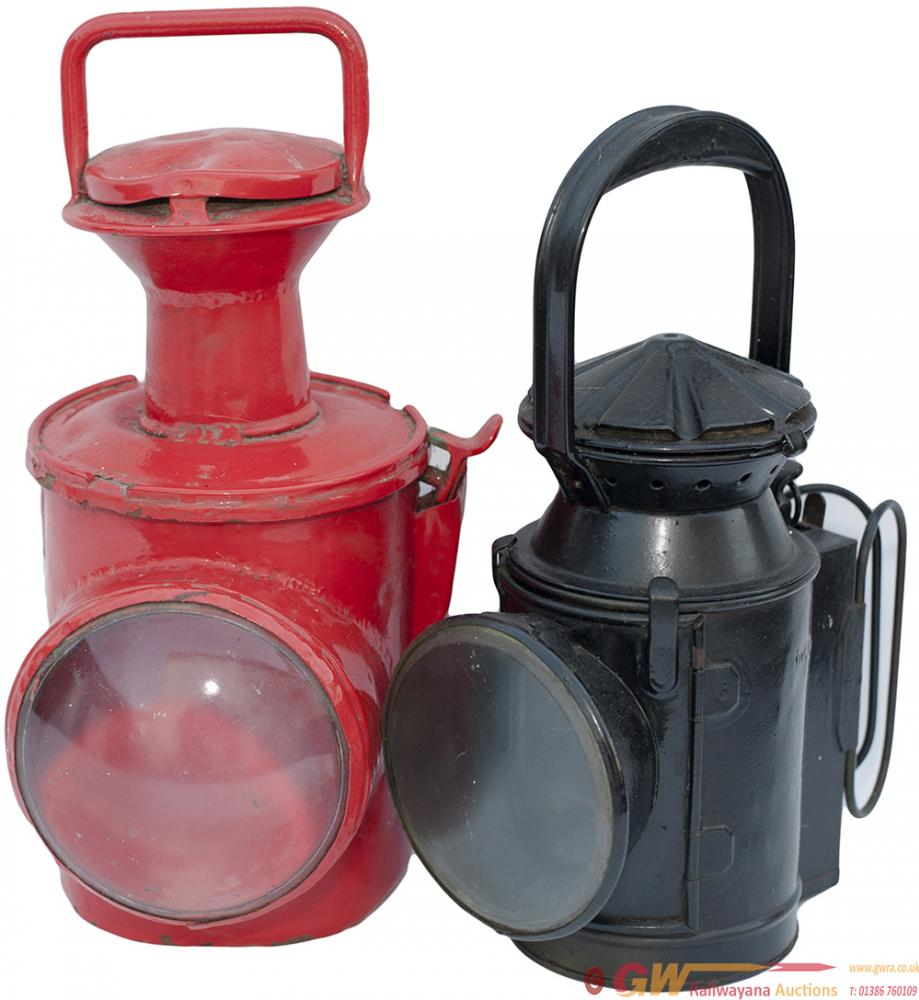 Southern Railway Lamps As Acquired From Wroxall
