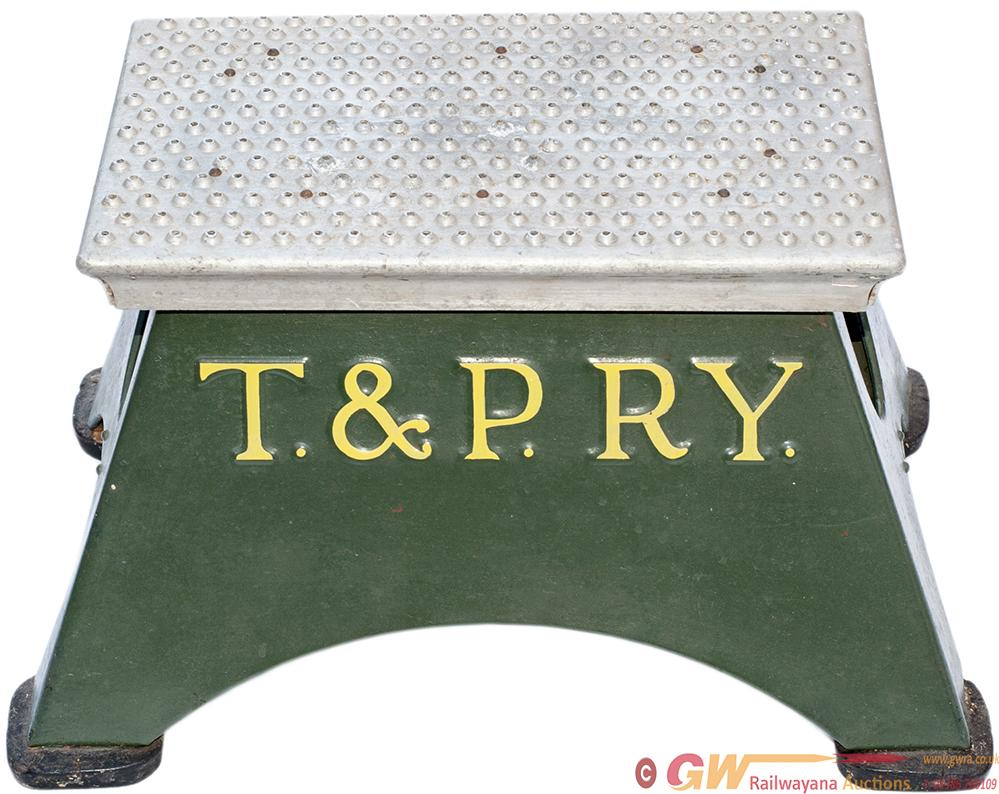 Texas And Pacific Railway Conductors Step Stool
