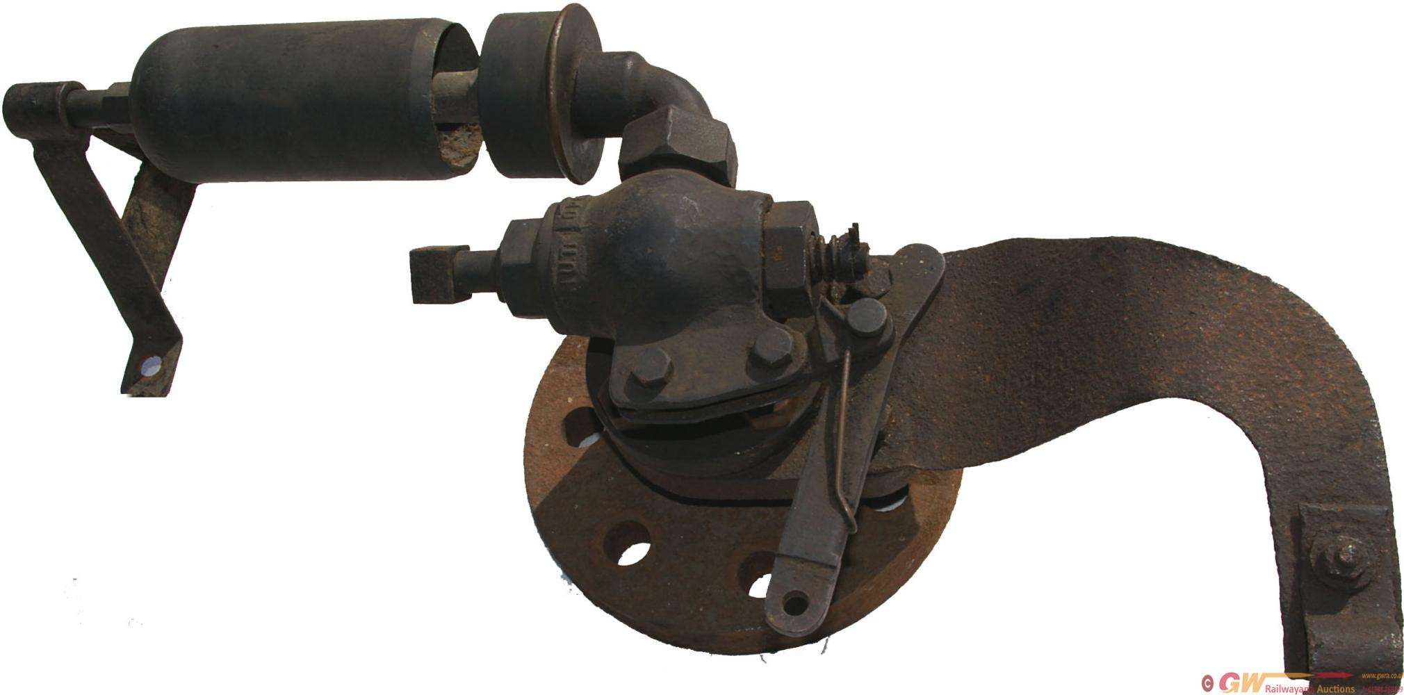 Bulleid Locomotive Whistle Complete With Operating