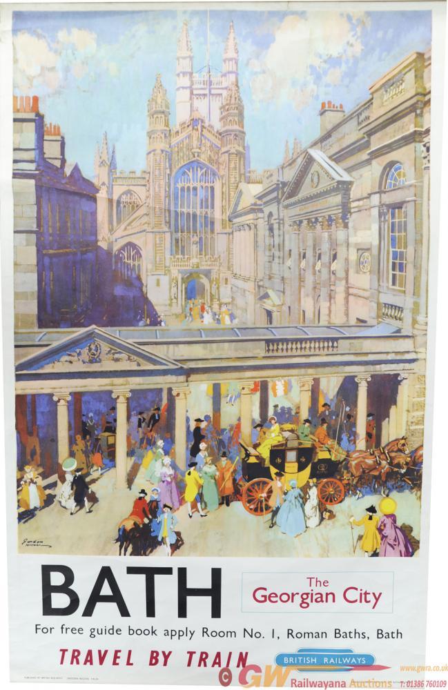 BR Poster 'Bath - The Georgian City' By Gordon