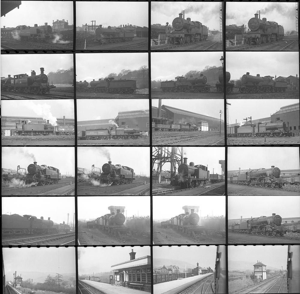 Approximately 110 35mm Negatives. Taken In 1950/51