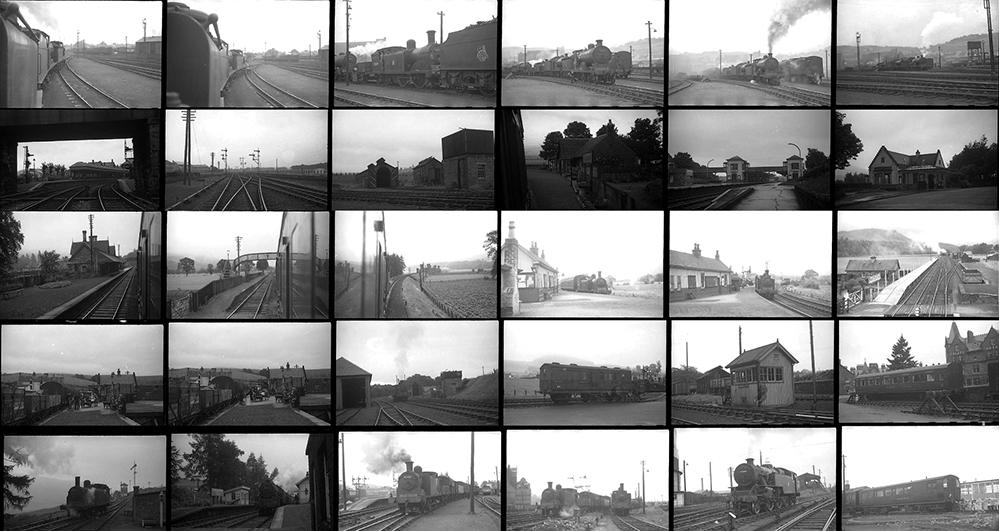Approximately 71 35mm Negatives. Taken In 1957