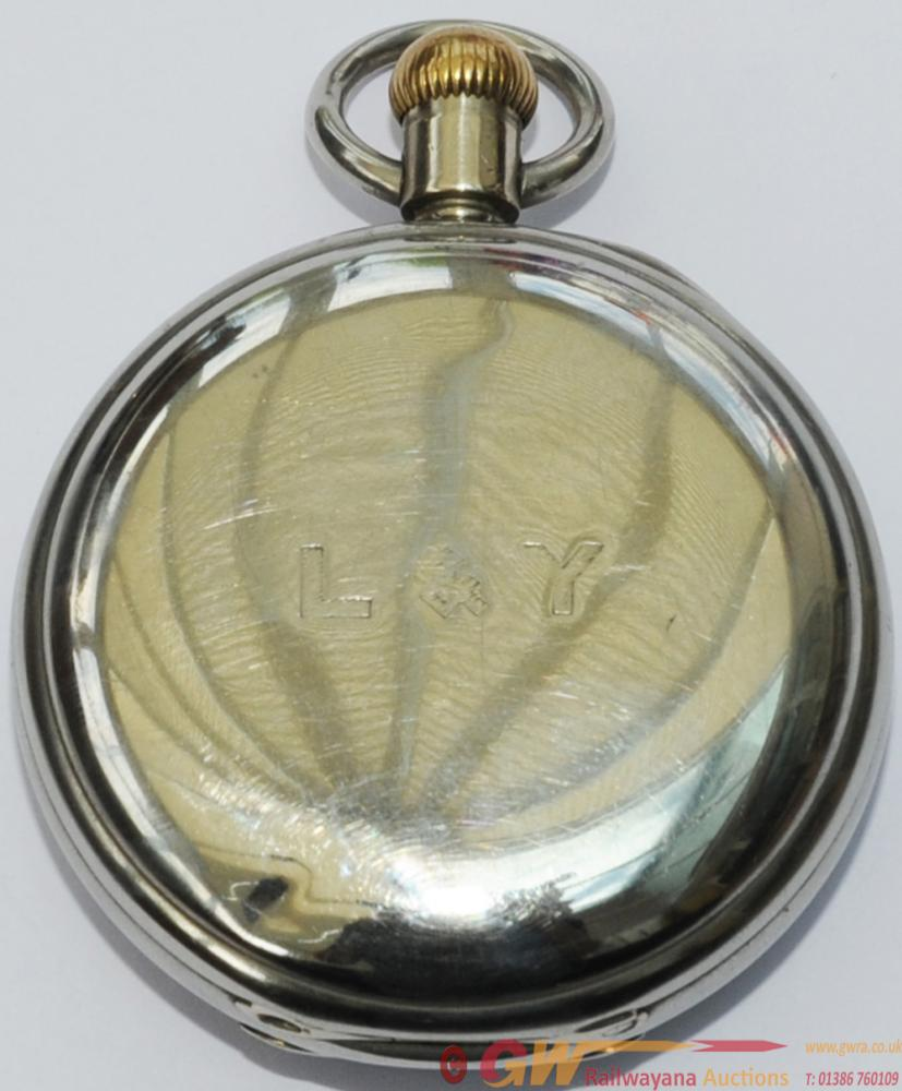 Lancashire & Yorkshire Railway Pocket Watch