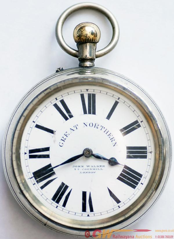 Great Northern Railway Pocket Watch No 247, By