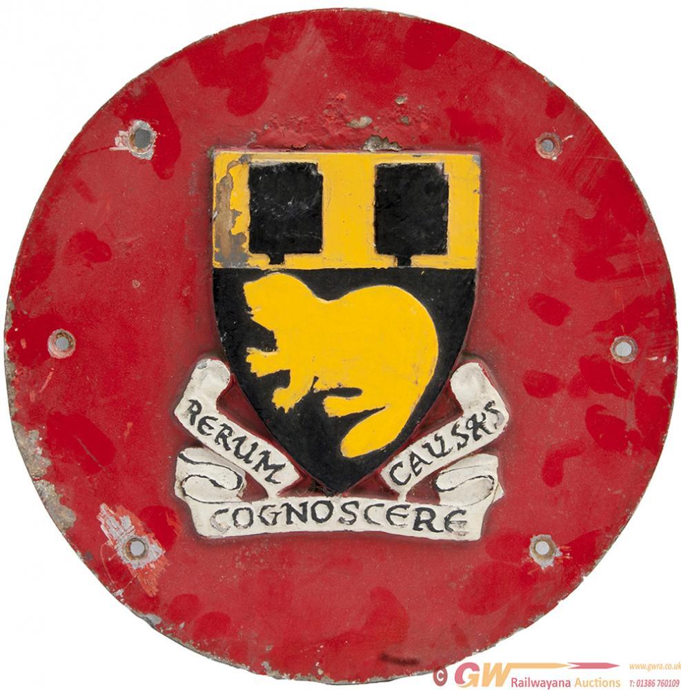 Nameplate Badge Ex British Railways Class 86