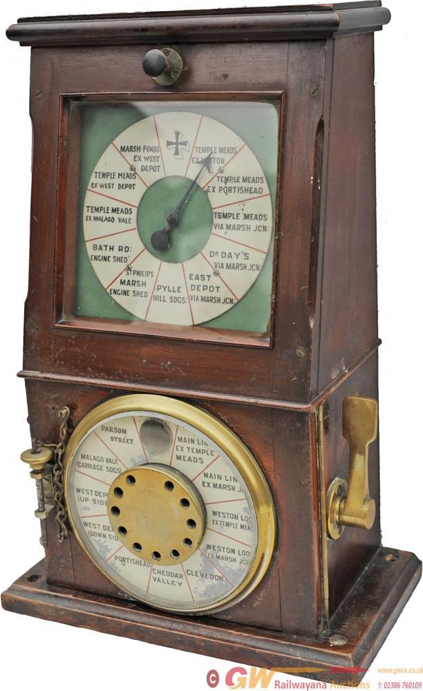 Tyers Train Describer, Ex Malago Vale Signal Box,