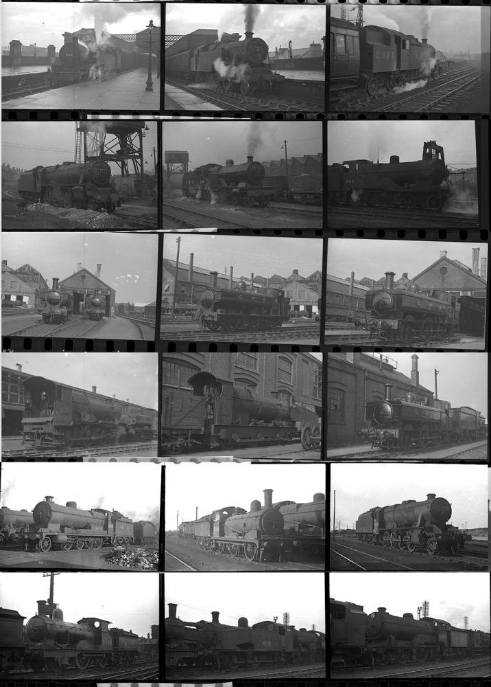 Approximately 145 35mm Negatives. Taken In 1945/46