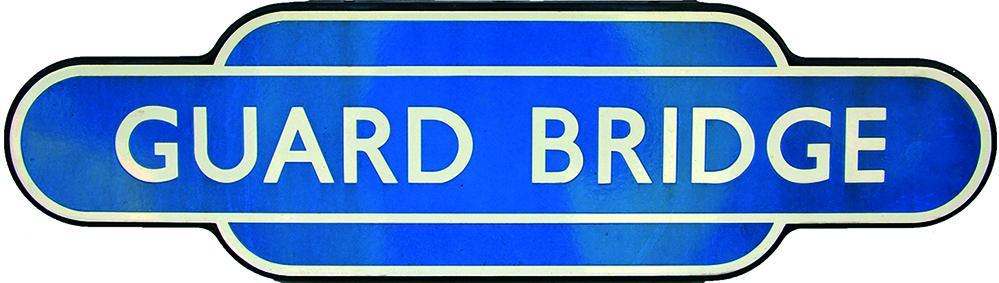 Totem, BR(Sc) GUARD BRIDGE, F/F. Ex North British