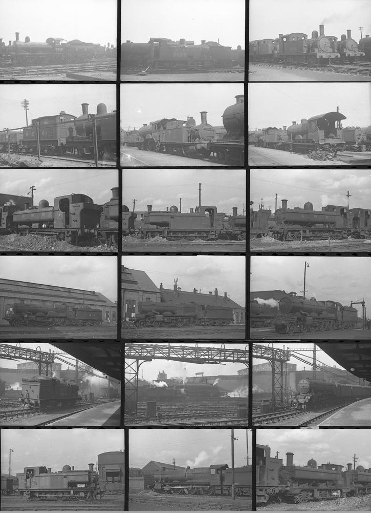 Approximately 90 35mm Negatives. Taken In 1945/46