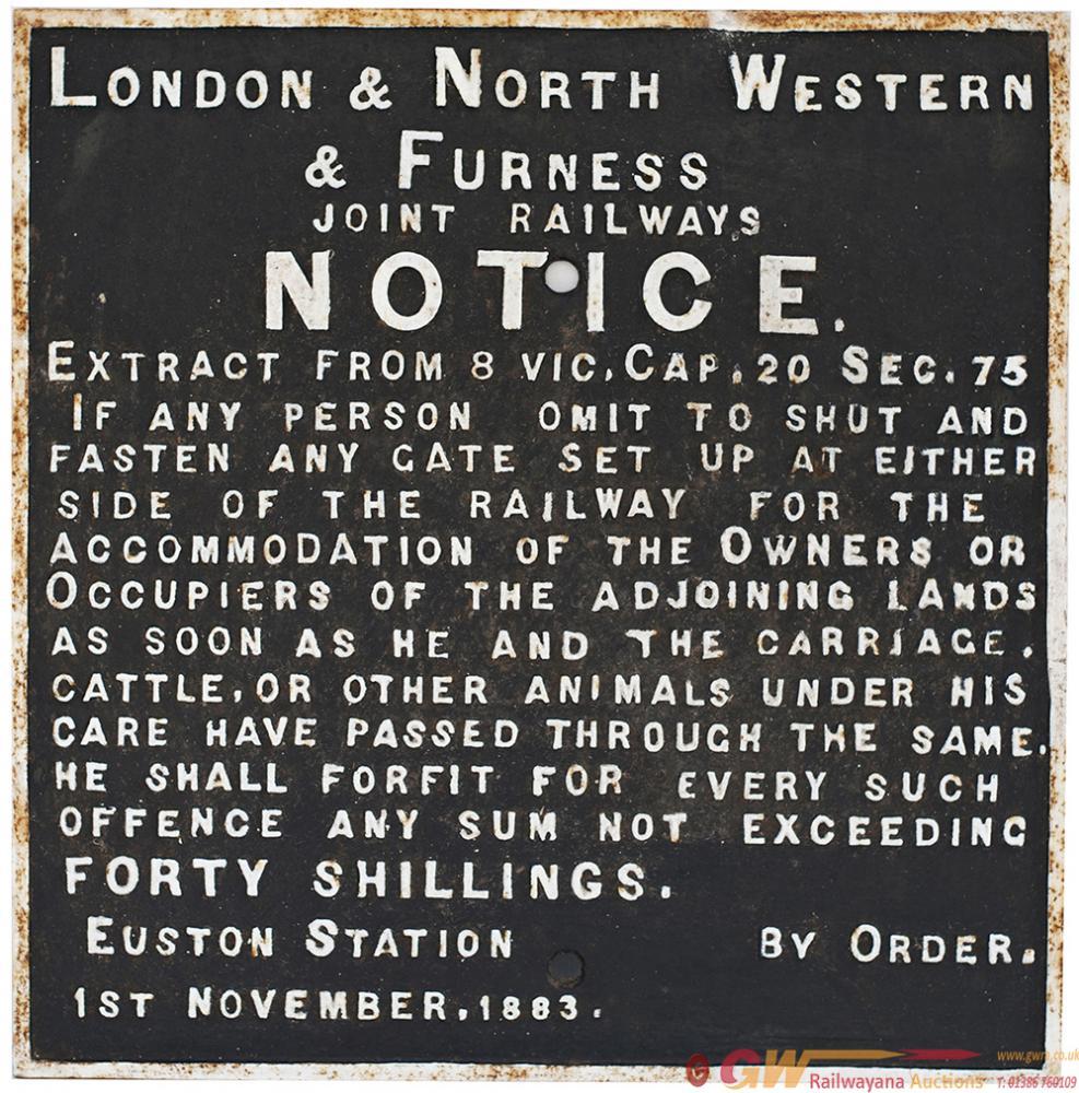 London & North Western & Furness Joint Railway