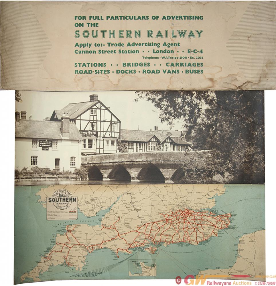 Southern Railway Carriage Prints Of The Thicker