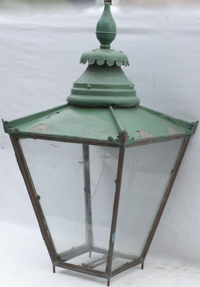 SUGG Type Station Platform Lamp Top In Good
