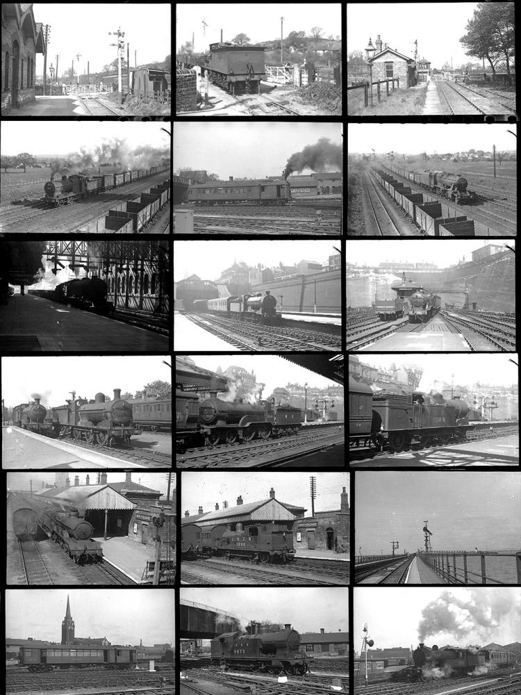 Approximately 130 35mm Negatives. Taken In 1946