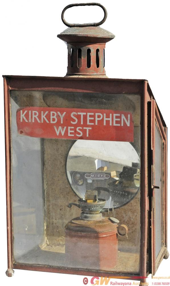 LMS Platform Lamp (L&NWR Style) Complete With