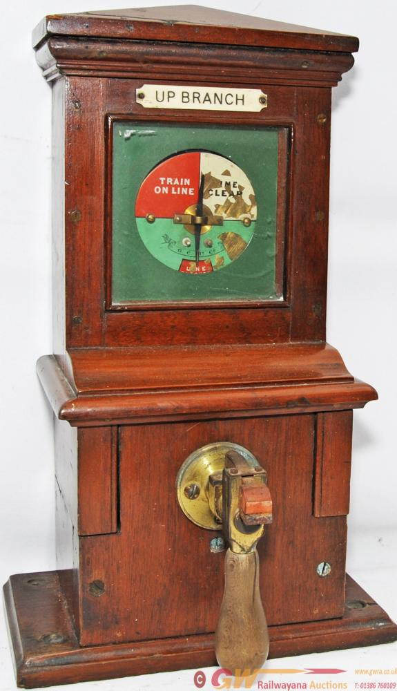 Great Central Railway Single Dial Signalling Block