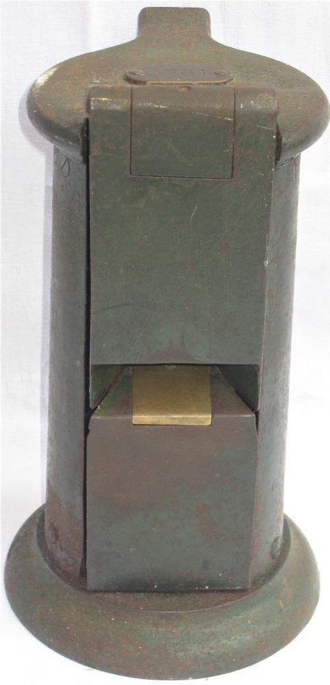 Edmondsons Ticket Dating Machine Recovered From