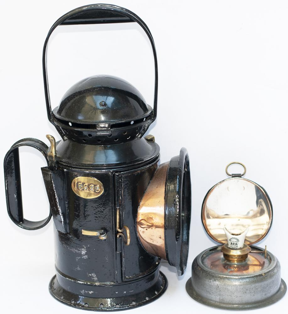 GWR Pre Grouping 3 Aspect Handlamp With Matching