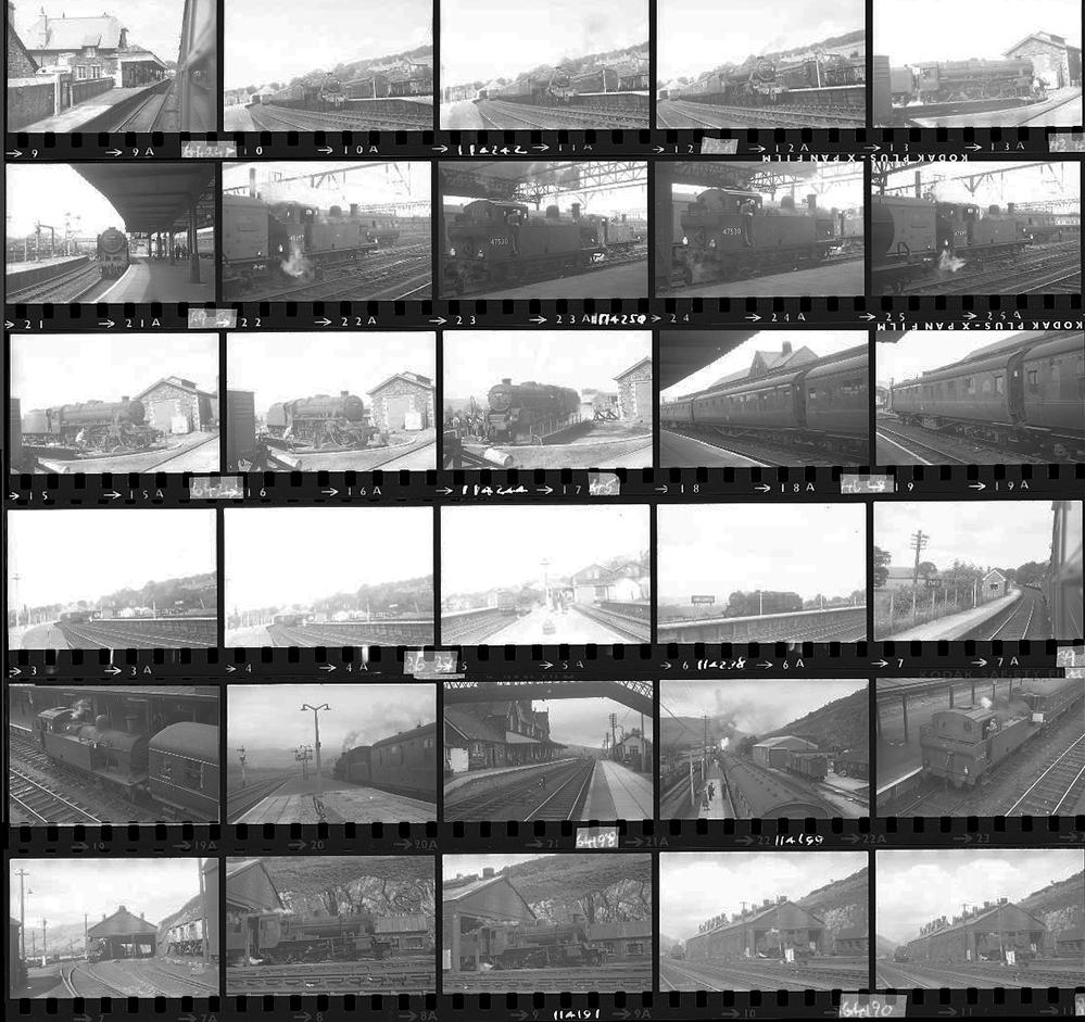 Approximately 74, 35mm Negatives. Includes