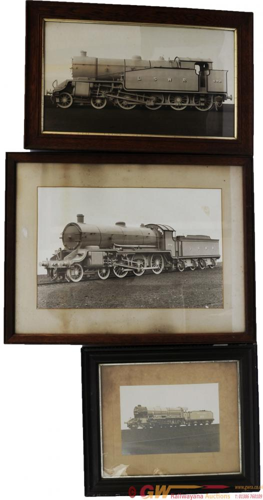 Southern Railway Official Works Photographs, Qty
